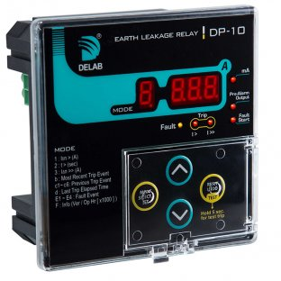 EARTH LEAKAGE RELAY DP-10