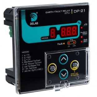 Earth Fault Relay DP-21