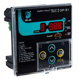 EARTH FAULT RELAY DP-31