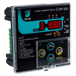 Over Current Relay DP-23