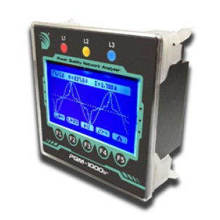 Advanced Power Quality Network Analyzer PQM-1000s