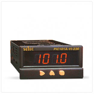 Process Indicator with Voltage / Current Input, Size : 48 x 96mm [PIC101A-VI-230]