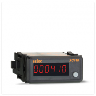 Counter, Totaliser, Size : 36 x 72mm [XC410]