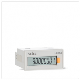 Counter, Self Powered, Contact / Voltage Input [LXC900A]