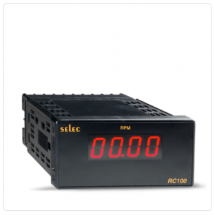 Rate Indicator, Size : 48 X 96mm [RC100]