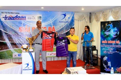 Giải bóng đá Thiên Long 2017 – Cúp Trần Doãn
