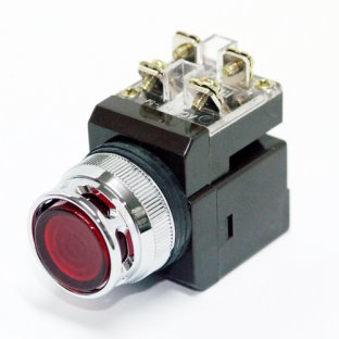 NÚT NHẤN CÓ ĐÈN LED CR-304-DF