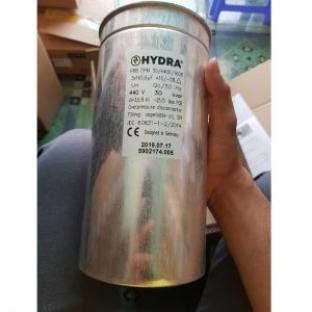 Tụ bù dầu 3P 50Kvar 440v Hydra