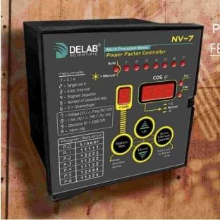 Bộ Điều Khiển Tụ Bù Tự Động DELAB 7 Cấp NV7