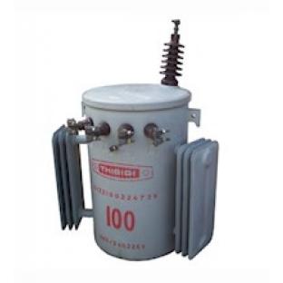 Máy biến áp 1 Pha 100kVA QĐ 2608 EVNSPC