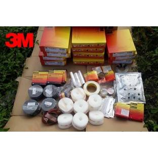 Hộp Nối Cáp Trung Thế 3M Đổ Nhựa Resin – 3 Pha, 24kV – (3×300)mm²